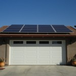 Solar Roof Mount Enphase Micro Inverter System