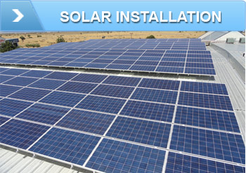 Solar Installation vista
